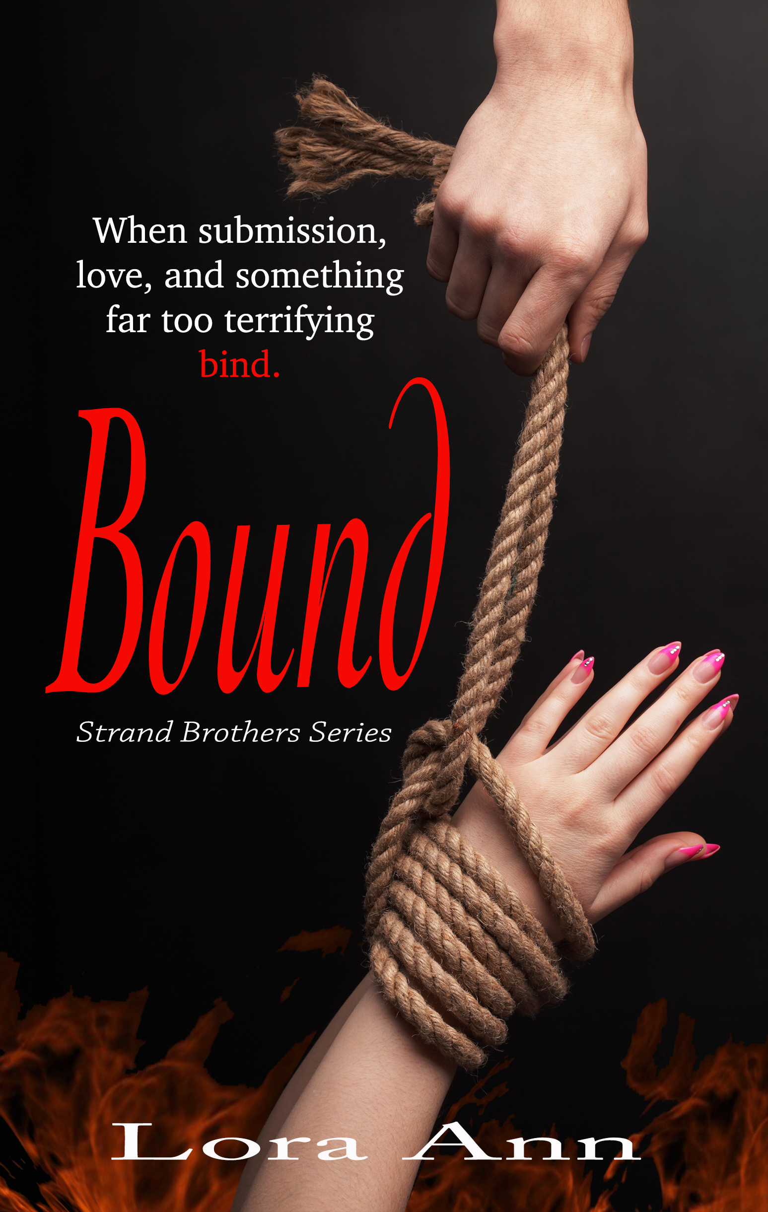 LA Bound Amazon ebook cover