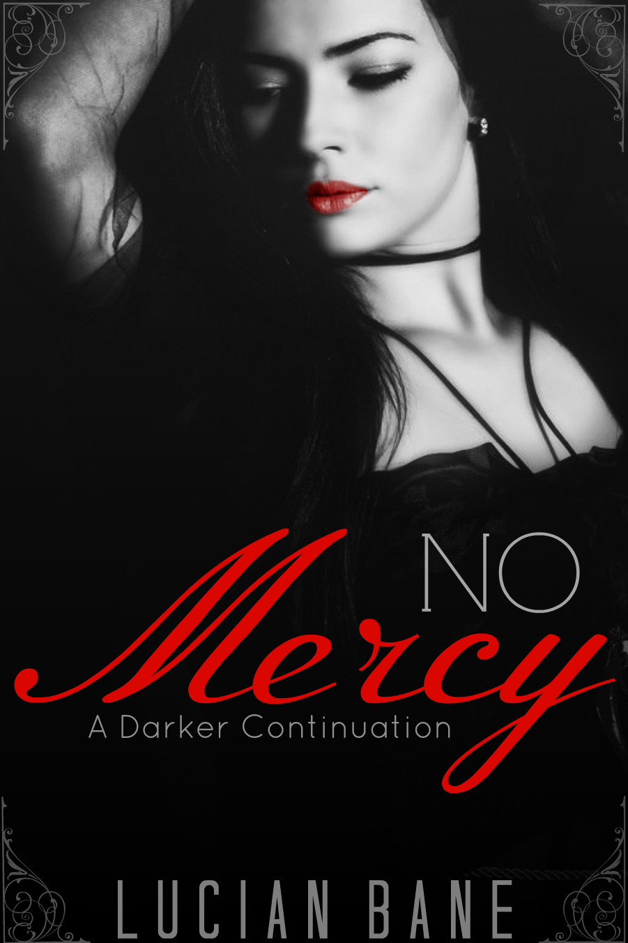 no mercy cover red 3 darker